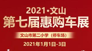 2021文山第七届惠购车展
