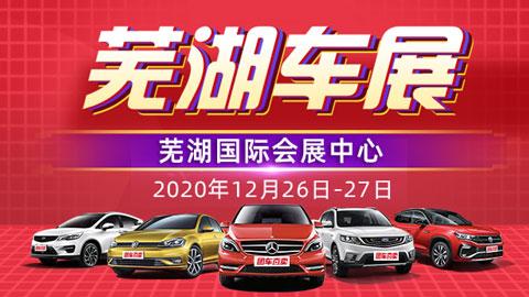 2020第十七届芜湖冬季汽车博览会