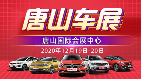 2020唐山第十五届惠民团车节