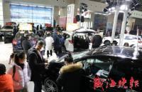 2020威海冬季汽车展示交易会人气旺