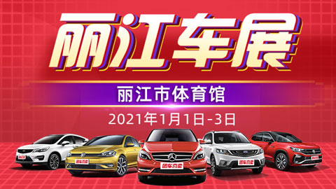 2021第六届丽江惠民团车节