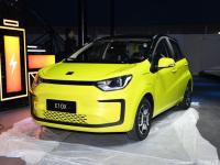 思皓E10X搭41马力电机 将于明年3月上市