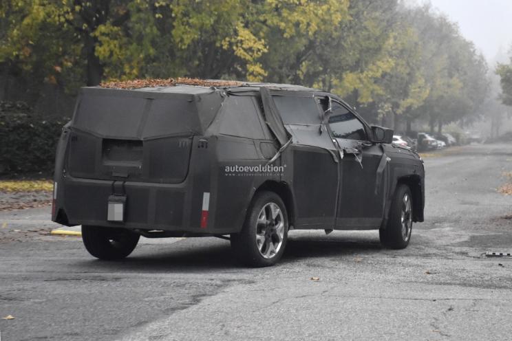 Jeep Grand Compass车型