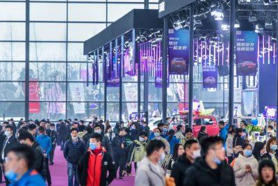 第十六届长沙国际车展圆满闭幕,50万人观展销售额61.76亿