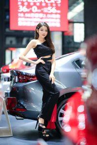 2020东盟国际车展车模集锦