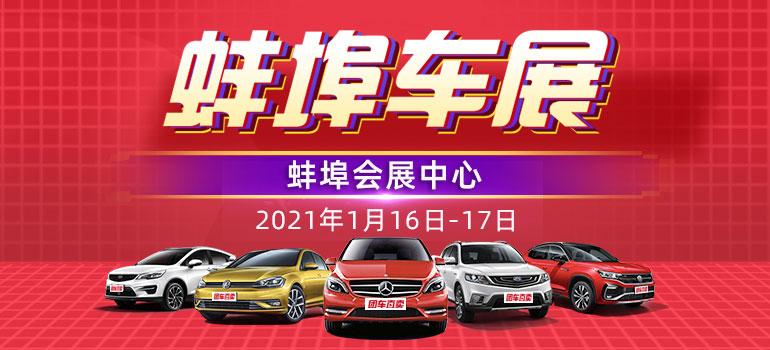 2021蚌埠第十四届惠民车展