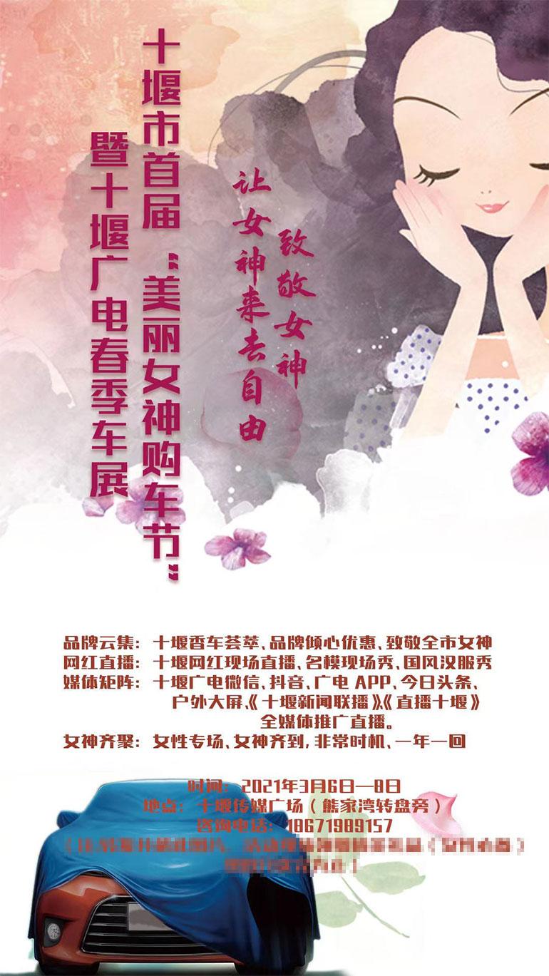 十堰广电春季车展