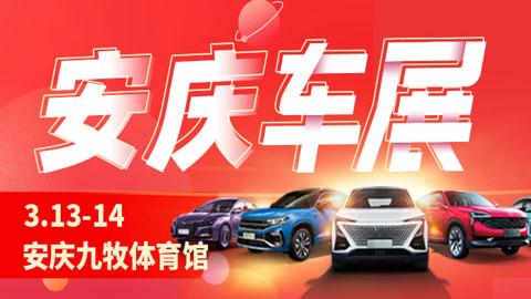 2021安庆第十五届惠民购车节