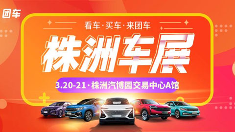 2021第二十一届株洲惠民团车节