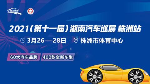 2021(第十一届)湖南汽车巡展株洲站