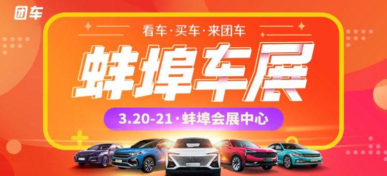 2021蚌埠第十五届惠民车展