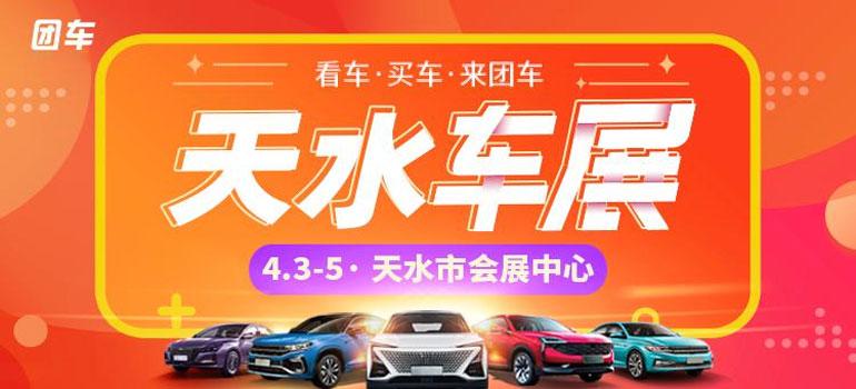 2021天水第八届惠民团车节