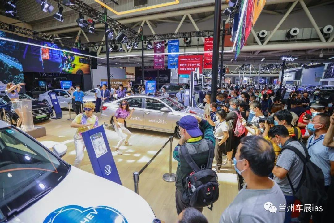 兰州五一国际车展
