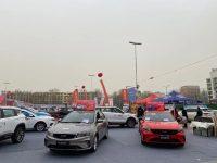 2021濮阳广电春季车展盛大开幕,现场精彩实拍