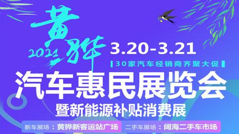 2021黄骅汽车惠民展览会暨新能源补贴消费展