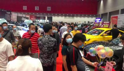 超实惠!2021江门春季国际车展来啦!