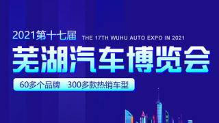 2021第十七届芜湖汽车博览会
