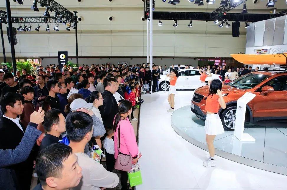 天津国际车展
