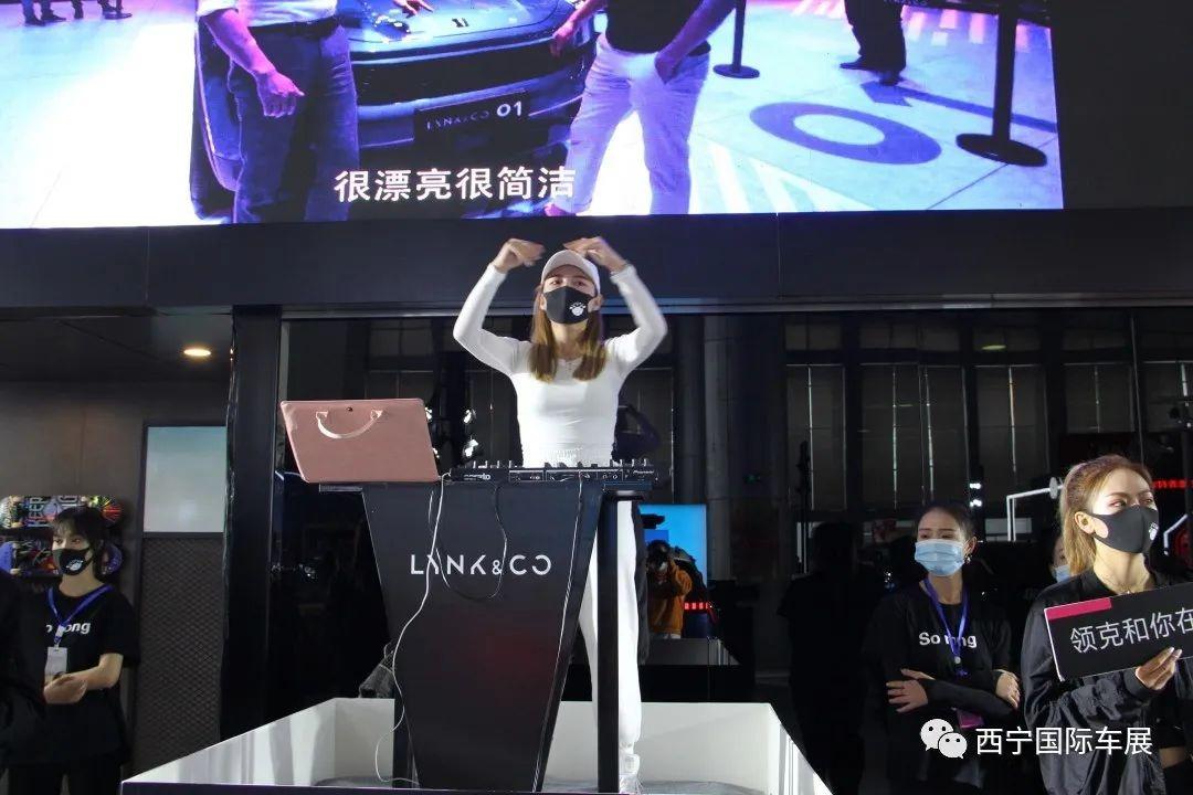 西宁晚报五一国际车展