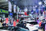第十三届西安五一车展将恢弘启幕,开启西北购车盛宴