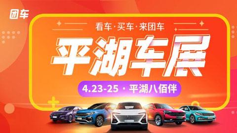 2021嘉兴平湖第五届惠民团车节