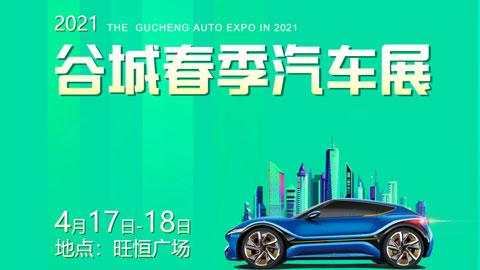 2021春季谷城汽车展