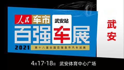 2021第十八届全国百强县汽车巡展武安站