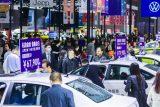 4月30日-5月5日,来西安五一车展看新能源汽车饕餮盛宴
