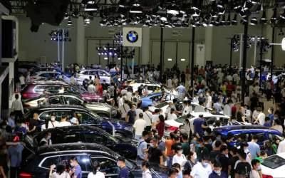 解封周年势更旺,华中国际车展向英雄城致敬!