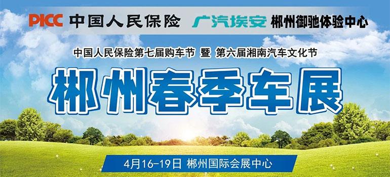 2021中国人民保险第七届购车节暨第六届湘南汽车文化节