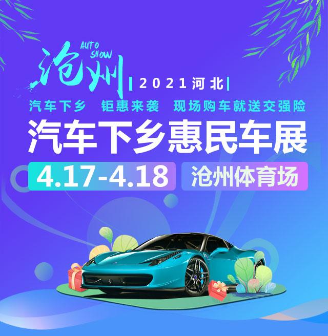 沧州惠民车展