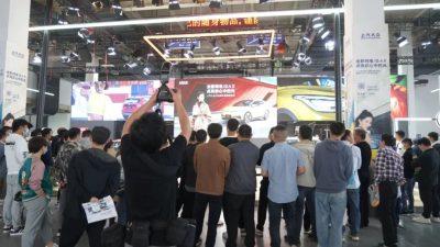 杭州白马湖车展如火如荼,买车正当时,大奖等你来