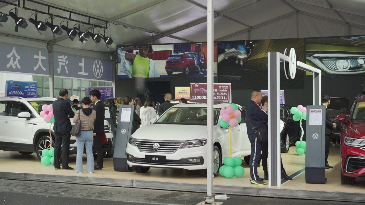 益阳大车展在中南国际会展中心隆重开展啦!