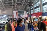 回顾郴州新年首场车展:豪车、新能源、新车一次看个够