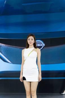 2021郴州新年首場車展:一大波車模小姐姐來襲