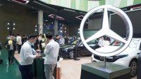 2021年第九届杭州白马湖车展开幕