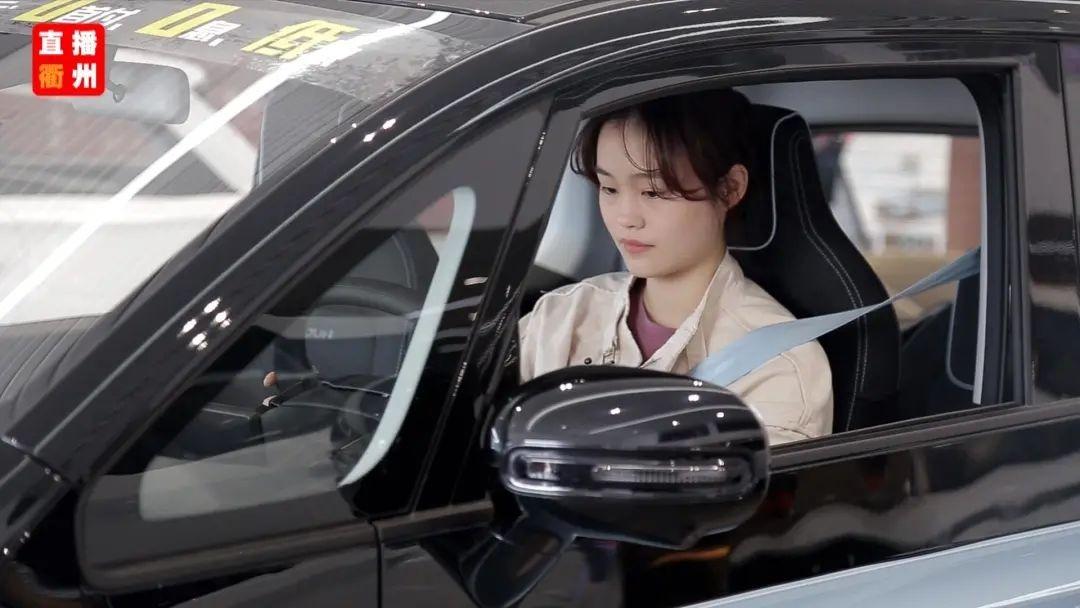 衢州春季车展