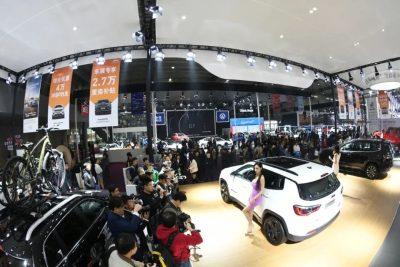 天津梅江五一国际车展,千款好车五一与你相约梅江会展中心