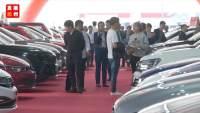 衢州春季车展销售火爆 购车优惠多多!