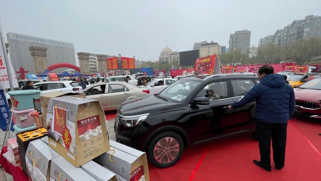 阳泉交广五一车展