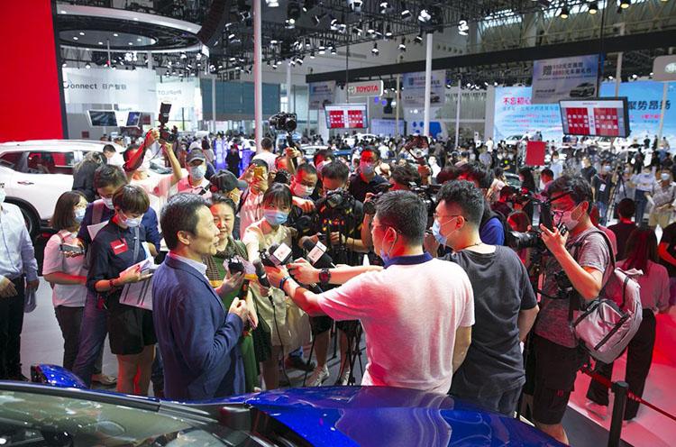 华中国际车展门票