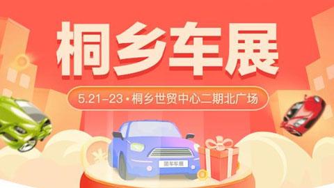 2021桐乡第7届惠民车展