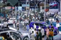 五一佛山国际车展开幕,800多款展车携劲惠来袭!