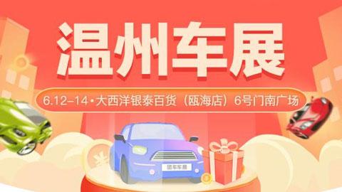 2021第三十一届温州惠民团车节