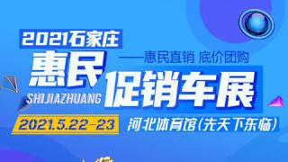 2021石家莊惠民促銷車展