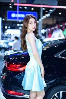 東莞國際車展開幕,你想看的車展靚麗車模都在這里