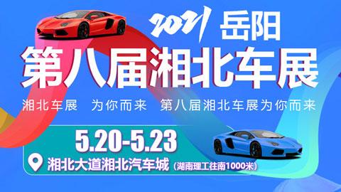 2021岳阳第八届湘北车展
