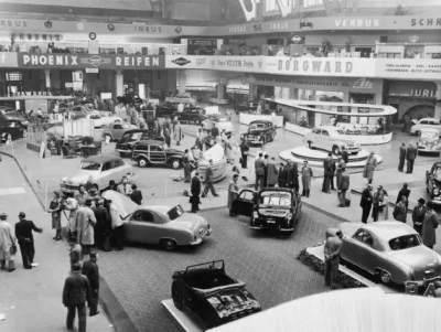 世界五大车展之法兰克福车展
