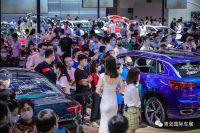 2021青岛国际车展展位图出炉,亮点抢先看!