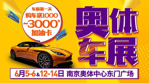 2021第111届麦车网(南京)奥体车展